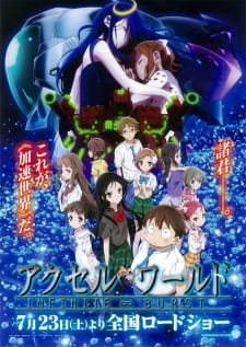 image of anime Accel World - Infinite Burst