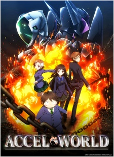 image of anime Accel World