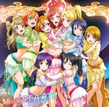 image of anime Aikatsu! Music Awards