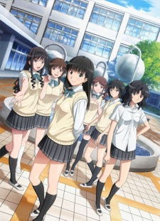 image of anime Amagami SS Plus