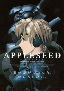image of anime Appleseed