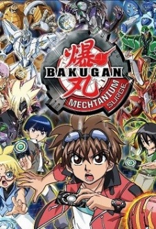image of anime Bakugan Battle Brawlers: Mechtanium Surge