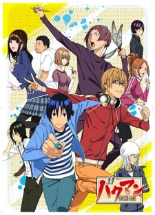 image of anime Bakuman S3