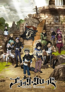 image of anime Black Clover