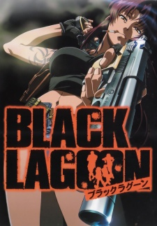 image of anime Black Lagoon