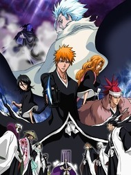 image of anime Bleach - The DiamondDust Rebellion