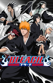image of anime Bleach
