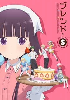 image of anime Blend S