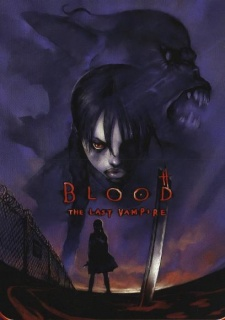 image of anime Blood - The Last Vampire