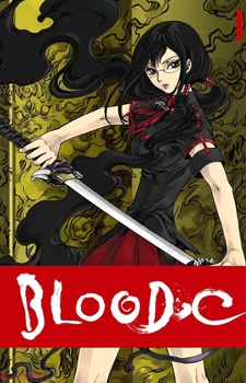 image of anime Blood-C