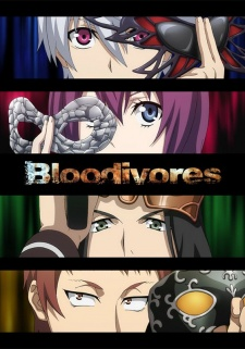image of anime Bloodivores