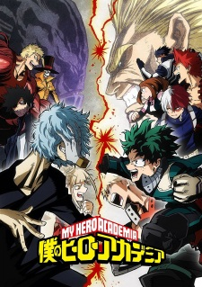 image of anime Boku no Hero Academia 3