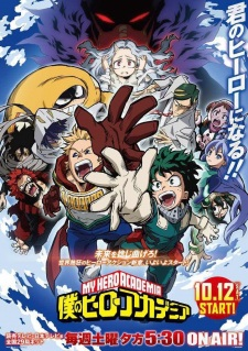 image of anime Boku no Hero Academia 4