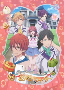 image of anime Bonjour Sweet Love Patisserie