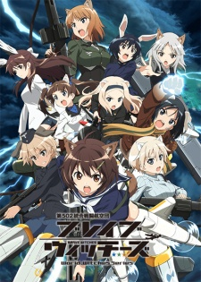 image of anime Brave Witches