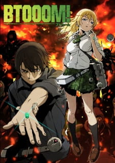image of anime BTOOOM!