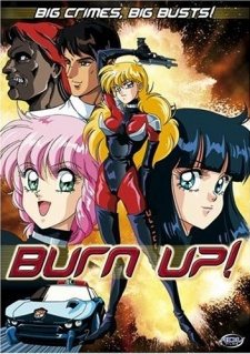 image of anime Burn Up!