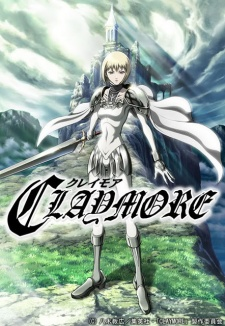 image of anime Claymore