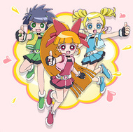 image of anime Demashita! Powerpuff Girls Z