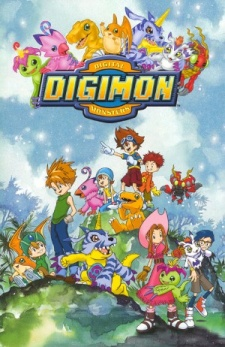 image of anime Digimon Adventure Zero Two
