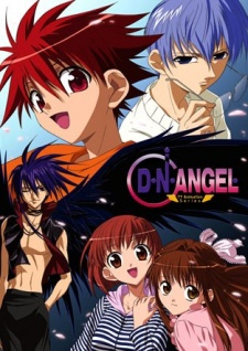 image of anime D.N.Angel