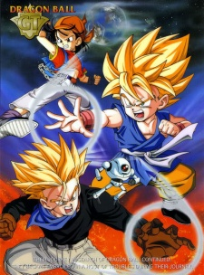 image of anime Dragon Ball GT