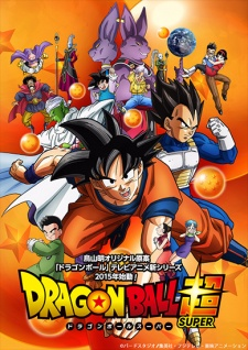 image of anime Dragon Ball Super