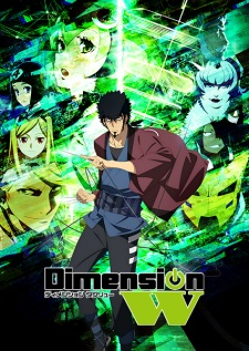 image of anime Dream Dimension Hunter Fandora (OVA)