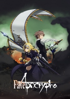 image of anime Fate Apocrypha