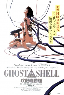 image of anime Ghost in the Shell: Innocence Music Video Anthology