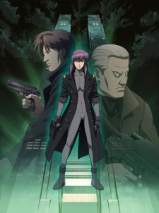 image of anime Ghost in the Shell: Stand Alone Complex - Solid State Society
