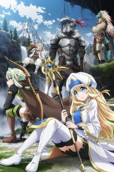 image of anime Goblin Slayer