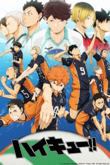 image of anime Haikyuu!!