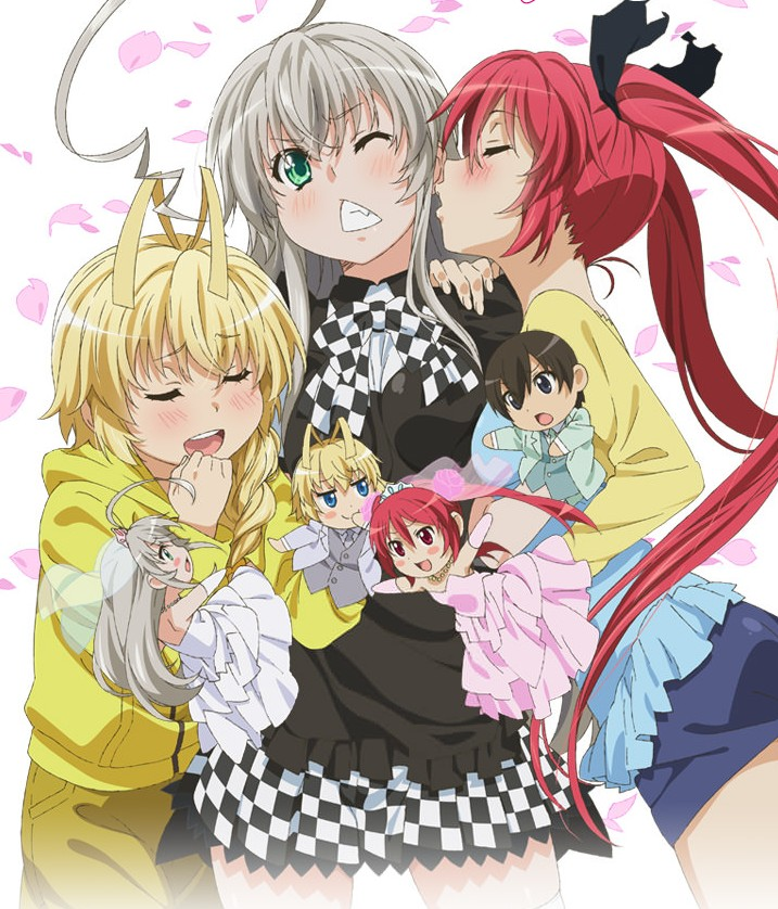 Download Haiyore! Nyaruko-san