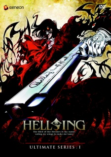 image of anime Hellsing Ultimate
