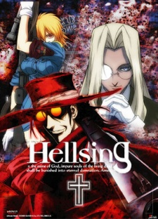 image of anime Hellsing
