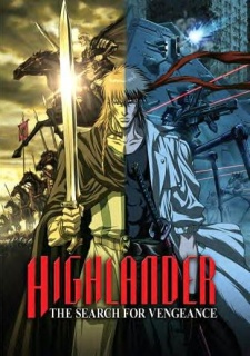 image of anime Highlander: The Search for Vengeance