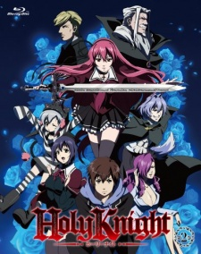 image of anime Holy Knight