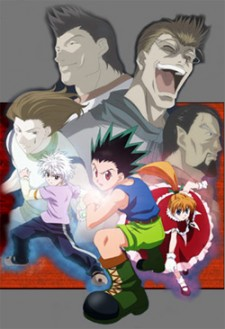 image of anime Hunter X Hunter - Greed Island Final