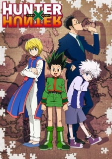 image of anime Hunter x Hunter OVA 2