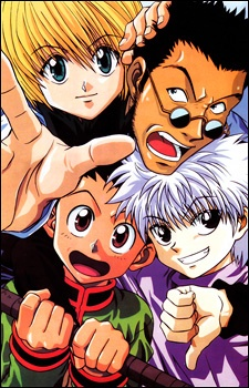 image of anime Hunter x Hunter OVA