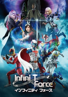 image of anime Infini-T Force