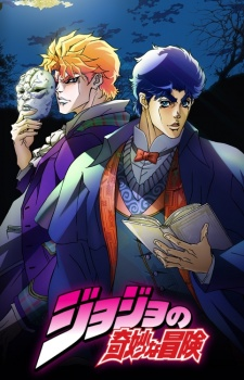 image of anime JoJo's Bizarre Adventure