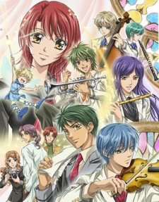 image of anime Kiniro no Chord: Blue Sky