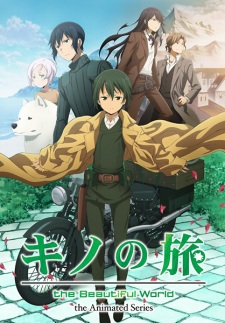 image of anime Kino's Journey -the Beautiful World-
