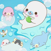 image of anime Kupuu!! Mamegoma!