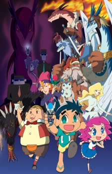 image of anime Legendz: Tale of the Dragon Kings