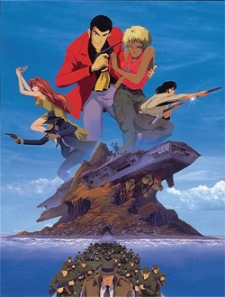 image of anime Lupin III: Dead or Alive
