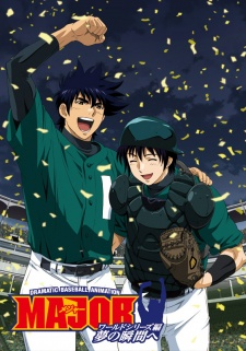 image of anime Major: World Series