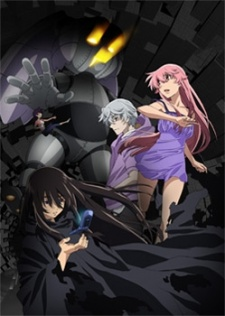 image of anime Mirai Nikki Redial